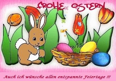 Inkontinenz Selbsthilfe Ev Frohe Ostern Und Schöne Feiertage